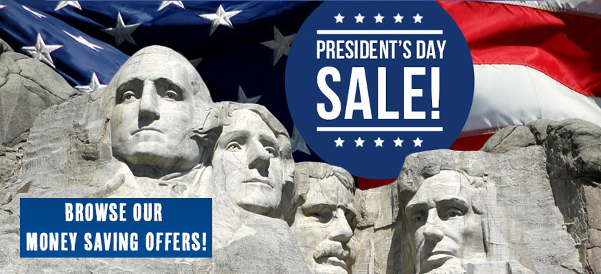 President Day Slide Graphic